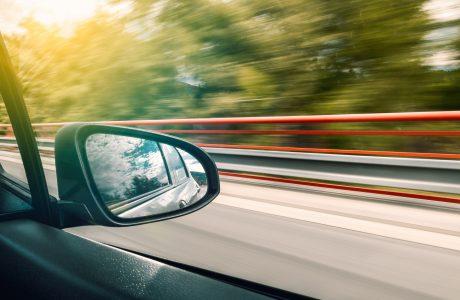 מהירות מופרזת – דוח מהירות