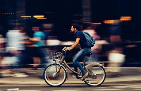 דוחות תנועה אופניים חשמליים